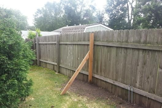 Reliable Fence Repair Service And Cost Near Winchester Nevada Mccarran Handyman Services Backyard Fences Garden Sprinklers Building Maintenance