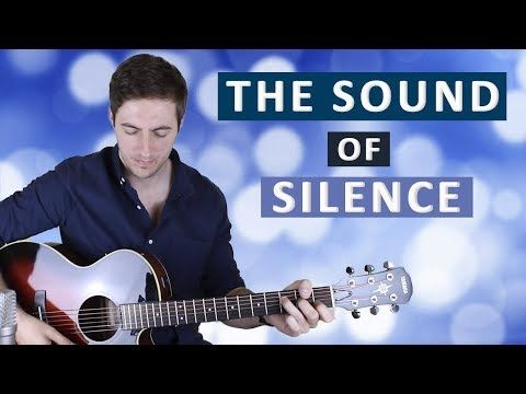 The Sound Of Silence Fingerstyle Guitar Lesson Youtube Fingerstyle Guitar Lessons Guitar Lessons Guitar