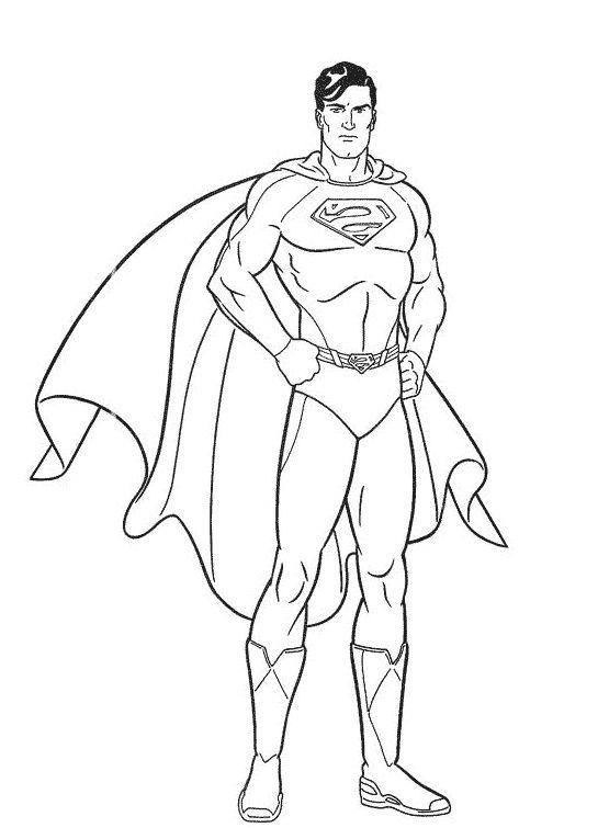 12 Belle Coloriage De Superman Photograph Coloriage Superman Coloriage Livre De Couleur