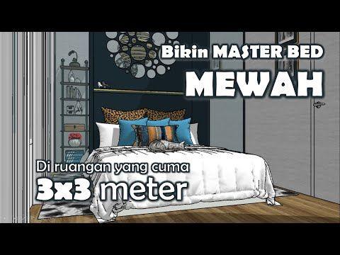 Pin Di House Ideas Minimalist room decoration size 3x3