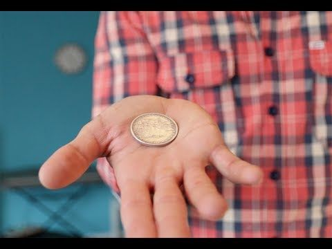 awesome coin tricks revealed