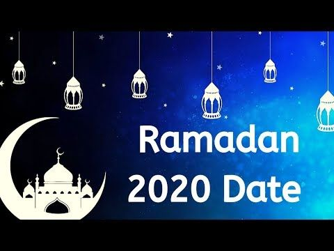 Ramadan 2020 Date When Is Ramadan 2020 Date Ramzan Kab Hai