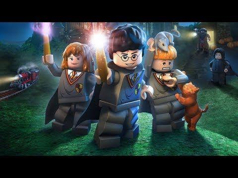 Lego Harry Potter Years 1 4 Live Stream Part 1 Xbox One X Youtube Lego Harry Potter Harry Potter Years Cartoon Games