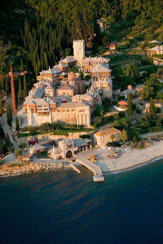 Հալկիդիկի թերակղզի, Հունաստան