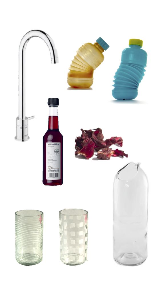 Und wie überlebst du die Hitzewelle? 32 Idee, wie du deinen Durst effektiv und mit Stil löschen kannst.