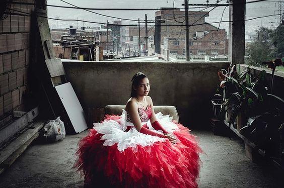 Esta fotógrafa muestra los sacrificios que hacen las familias por una…