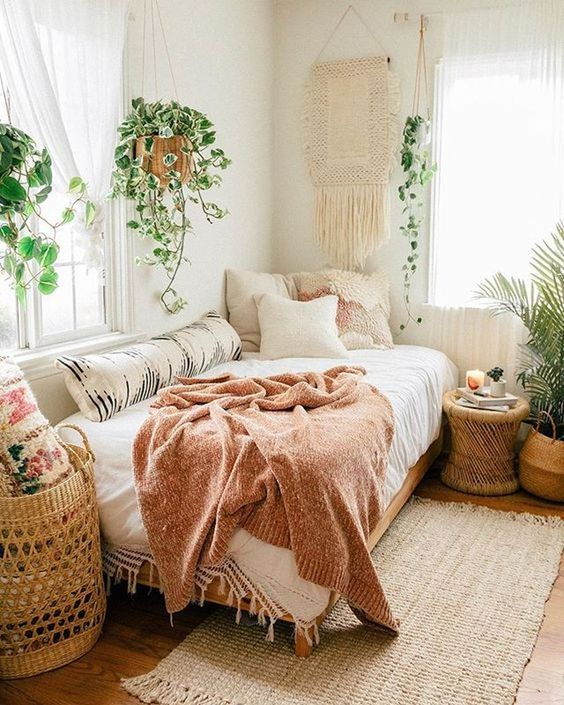 What is Bohemian Bedroom and How to Design It # #Bedroomdesign #Bohemianbedroomdesign #Bohemiandesign, #Interior Design