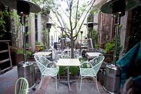 TULULA'S OUTSIDE AREA IS BEAUTIFUL..PHILADELPHIA RESTAURANT