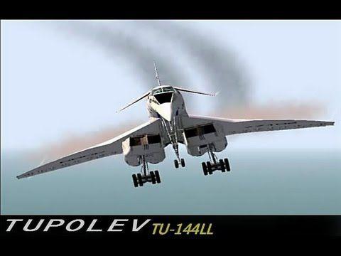 ▶ Tupolev Tu-144 Documentary (Crash on 2:30) - YouTube