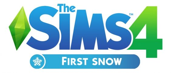 First Snow MOD at SimCookie • Sims 4 Updates