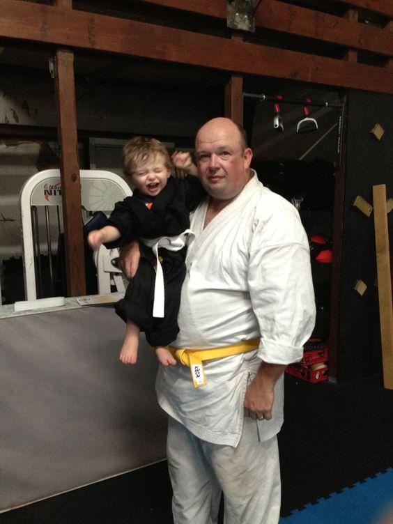 Super Ninja and Daddy