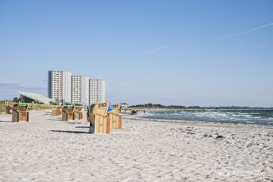 Was für ein Herbstauftakt am Meer // #Ostsee #Fehmarn #Burgtiefe #Südstrand #Sonneninsel #Hafen #Segeln #Nebensaison #SH / gepinnt von www.MeerART.de