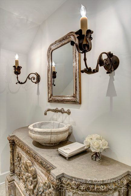 Nest & Cot Interiors! Plaster and cabinets by Segreto