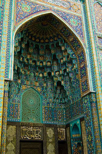 Majolica (Cathedral,Mosque.Russia)*-*.