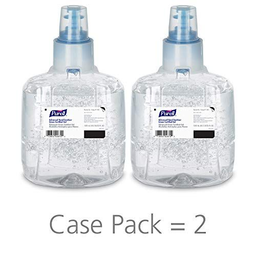 Purell Advanced Hand Sanitizer Gel Tfx Starter Kit 1 1200ml Hand