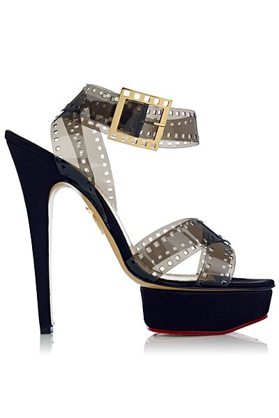 Charlotte Olympia - How cool is this?? Every photographer should have a pair :):
