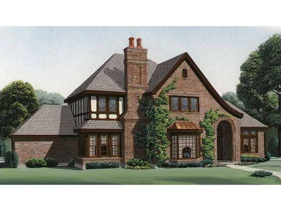 Tudor house future home pinterest country style for French country tudor house plans