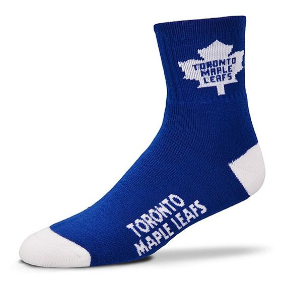 Toronto Maple Leafs Large Crew Socks