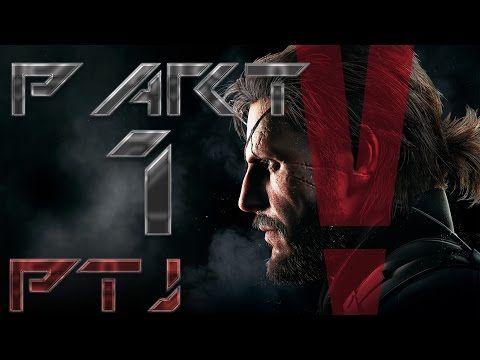 Metal Gear Solid V The Phantom Pain Commentary Walkthrough Part 1 - YouTube