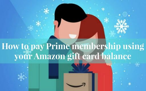 Amazon Prime Store Card Payment There Are Some Negative Reviews From Users Who Did Not Understand The Pa Amazon Store Card Gift Card Balance Amazon Gift Cards
