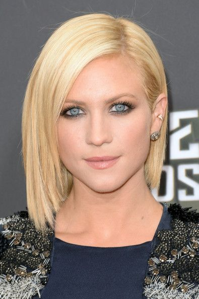 Stupendous Brittany Snow Brittany Snow Hair And Concave On Pinterest Hairstyles For Men Maxibearus