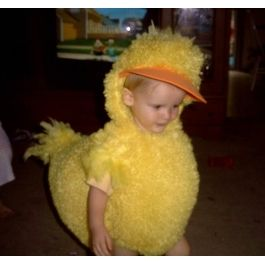 Fuzzy Duck Costume | Holidays | Disney Family.com