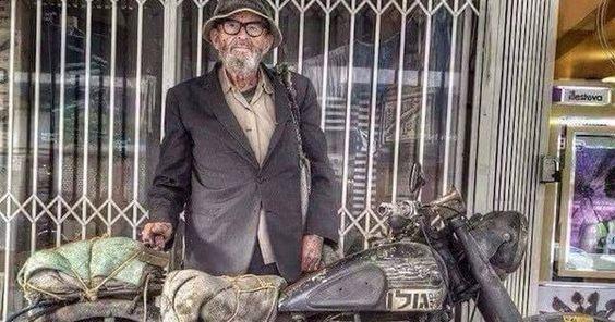 Ferro Velho Motos Antigas : Sem frescuras