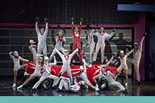 """""""Grease, el musical"""", del 4 al 7 de abril de 2013, Palacio Festivales Cantabria, #Santander #Cantabria #Spain"""