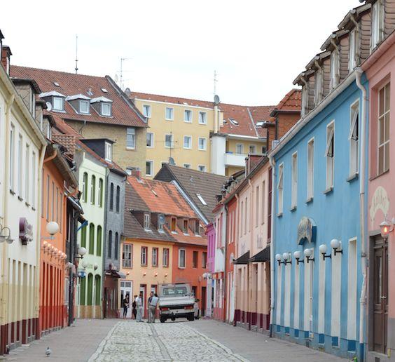 Red Light District of #Braunschweig, #Germany