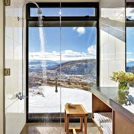 Stunning Showers from the Pages of AD : Architectural Digest