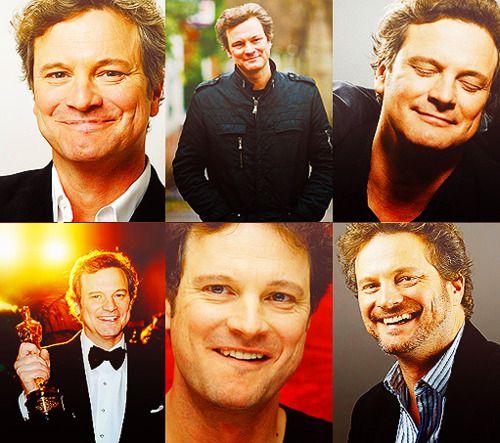 mmmm, Colin Firth.