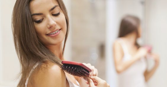You Brush Your Hair Every Day. But Are You Doing It Right?