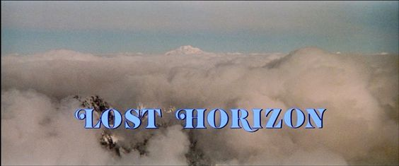 DREAMS ARE WHAT LE CINEMA IS FOR...: LOST HORIZON 1973