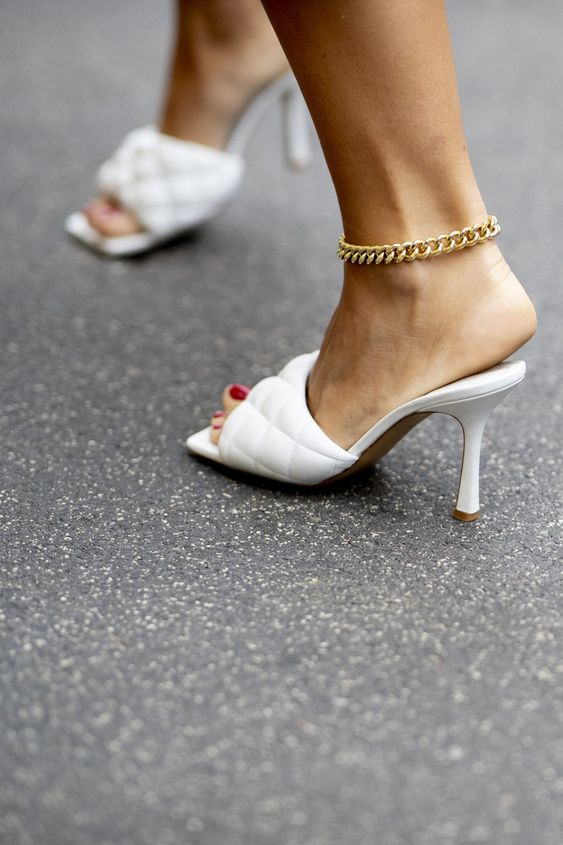 Spring 2020 Fashion Street Trend - Shades of White | The Impression
