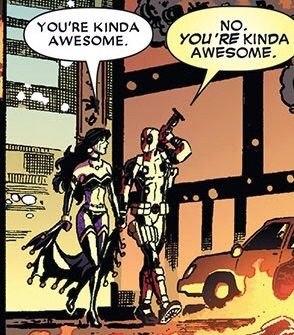 deadpool and siryn relationship goals