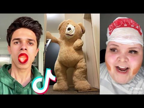 Funny Tik Tok February 2020 Part 3 New Clean Tiktok Youtube Clean Funny Memes Crazy Funny Memes Naruto Cute