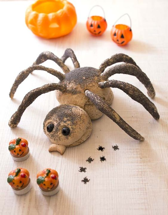Halloween recettes pains and photos on pinterest - Recette d halloween effrayante ...