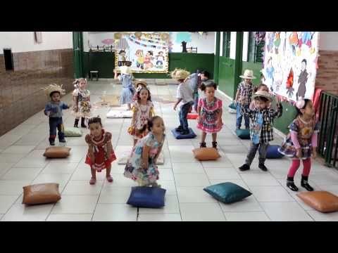 A Gente E Professor Musica Infantil Para Festa Junina Musica