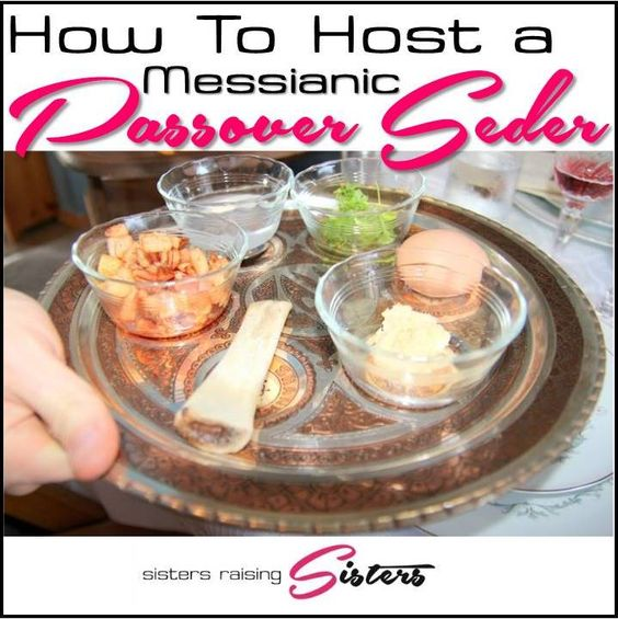 A step-by-step guide to hosting your very own Messianic Passover Seder in your home. God's story of redemption, from Moses to Jesus really comes to life!