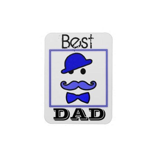 Best DAD Premium Flexi Magnet