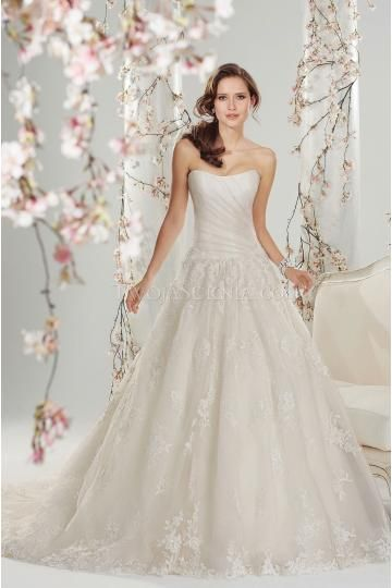 Robe de mariée Sophia Tolli Y11416 Spring 2014