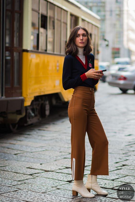 Street Style MFW