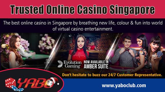 Trusted Online Casino Singapore