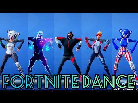 Fortnite Dance Challenge On Tiktok Youtube Dance Challenges Fortnite