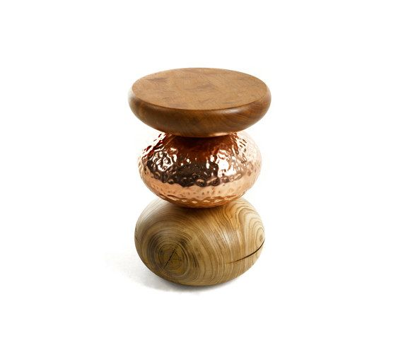 Pebble   Stool/Side Table by GINGER&JAGGER   Side tables