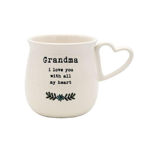 Grandma Mug Sentiments From The Heart
