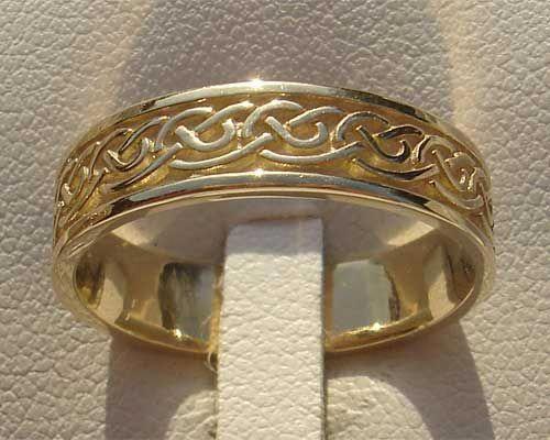 Scottish Celtic Wedding Ring For Men Or Women Celticweddingringsirish Celticweddingringsstyle Celtic Wedding Rings Celtic Rings Women Mens Wedding Rings