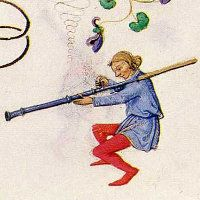 Stundenbuch der Maria von Burgund um 1470 fol. 47v
