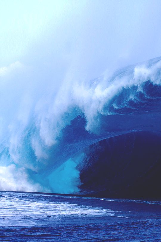 The mighty #surf! http://wearevanity.co/post/104258800838/one-with-the-ocean-c: