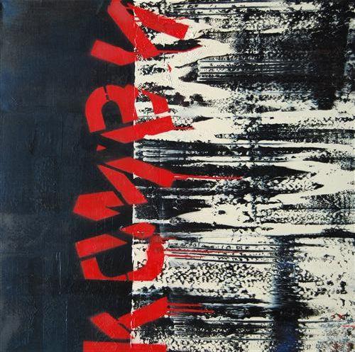 Black Stitch by Janet Hamilton, $1,400
